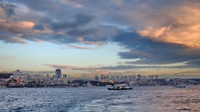 Istanbul, Bosfor