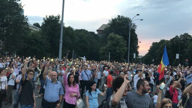 Mesajul miilor de protestatari pentru Dragnea: \