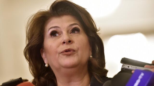 """Reacție dură a Rovanei Plumb: """"Decizia Comisiei JURI este una profund incorectă"""""""