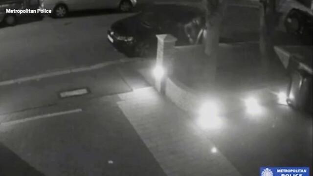 Pedeapsa primită de un român care și-a ucis iubita, în UK. Crima, surprinsă de camere