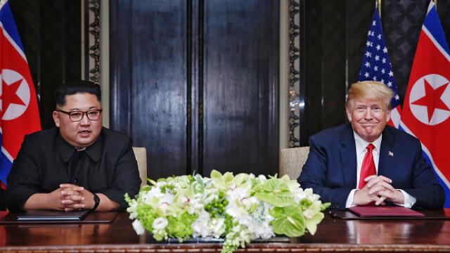"""Coreea de Nord: SUA au cereri """"de tip gangster"""" privind dezarmarea nucleară"""