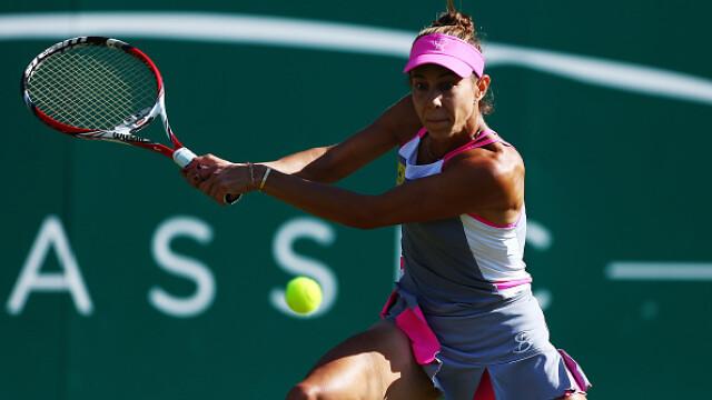 Mihaela Buzărnescu, în semifinalele probei de dublu de la San Jose
