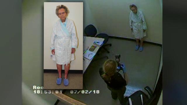 Mărturia şocantă a unei bătrâne care şi-a împuşcat mortal fiul. \