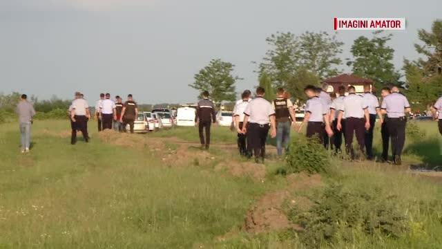 Bărbatul care a ucis un polițist din Timiș a fost prins. Unde se ascunsese - Imaginea 4