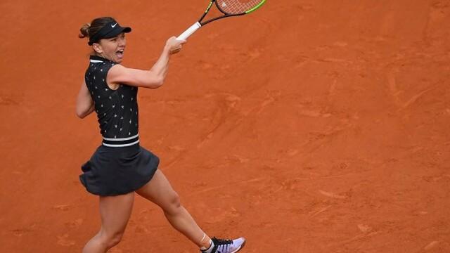 Reacția Simonei Halep după eșecul de la Roland Garros. Cine are șanse să câștige titlul