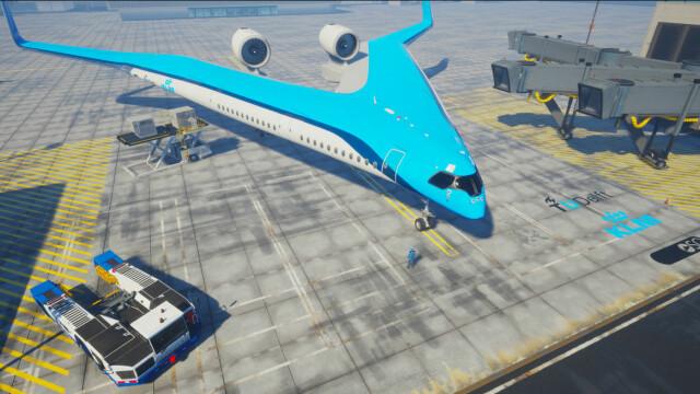 Avionul care ar putea revoluționa cursele aeriene. Ce dotări unice are. VIDEO - Imaginea 4