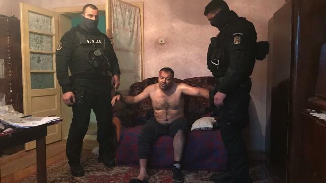 Bărbatul care a ucis un polițist din Timiș a fost prins. Unde se ascunsese - Imaginea 1