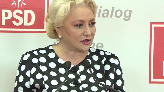 Premierul Dăncilă a cerut demiterea directorului CNAS și a purtătorului de cuvânt