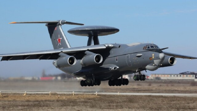 Motivul pentru care Rusia trimite avioane A-50 și bombardiere în Marea Neagră - Imaginea 3
