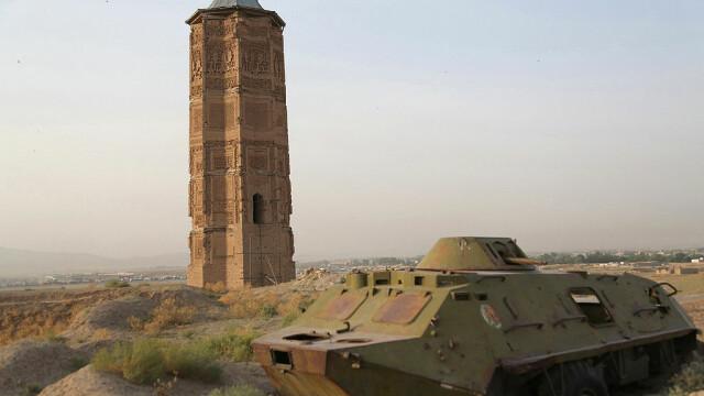minaret Ghazni