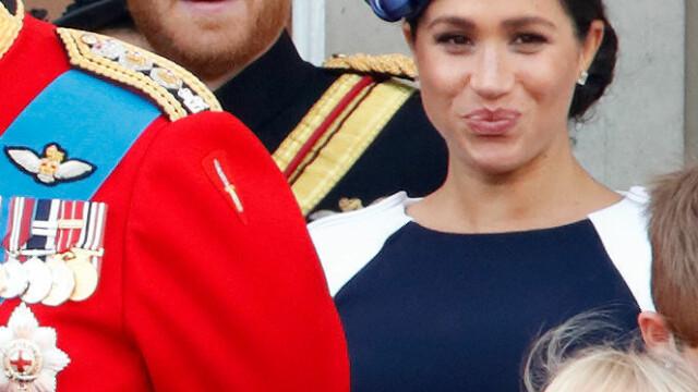 Moment jenant între Prințul Harry și Meghan Markle - 14