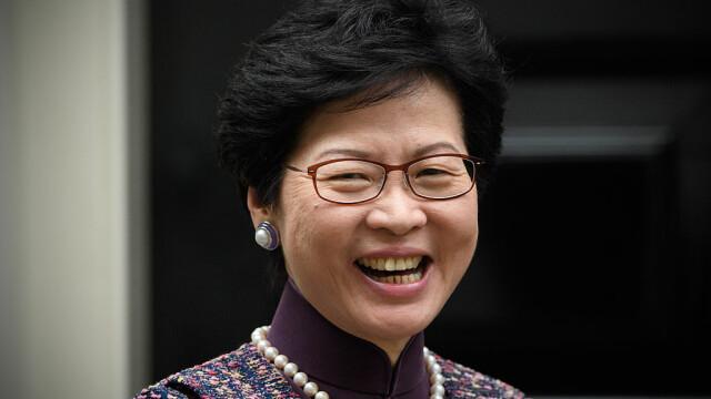 Liderul Hong Kong, după protestele masive: \