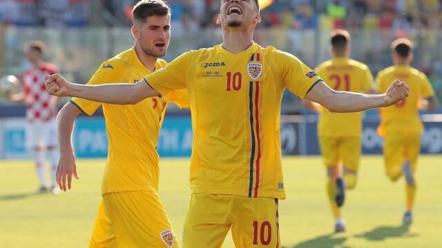 România - Croația, scor 4-1, la Euro U21. Reacții după meci - Imaginea 1