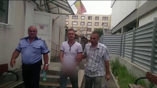 Polițist reținut după ce ar fi bătut un șofer. Agresorul își luase brusc concediu medical