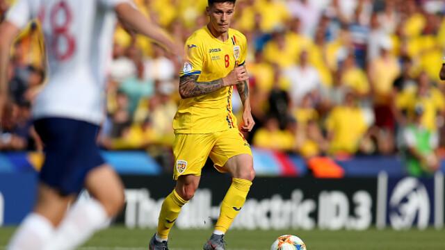 Victorie uriașă pentru România în fața Angliei, scor 4-2, la Euro U21 - Imaginea 26