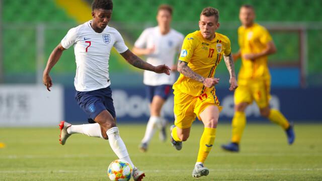 Victorie uriașă pentru România în fața Angliei, scor 4-2, la Euro U21 - Imaginea 25