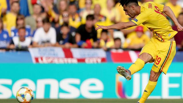 Victorie uriașă pentru România în fața Angliei, scor 4-2, la Euro U21 - Imaginea 24