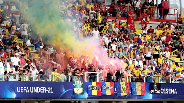 Victorie uriașă pentru România în fața Angliei, scor 4-2, la Euro U21 - Imaginea 23