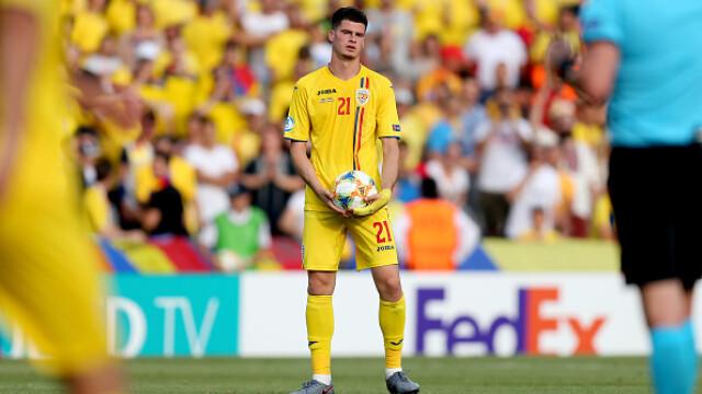 Victorie uriașă pentru România în fața Angliei, scor 4-2, la Euro U21 - Imaginea 22