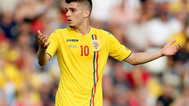 Victorie uriașă pentru România în fața Angliei, scor 4-2, la Euro U21 - Imaginea 21