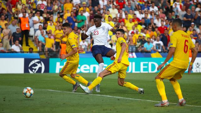 Victorie uriașă pentru România în fața Angliei, scor 4-2, la Euro U21 - Imaginea 20