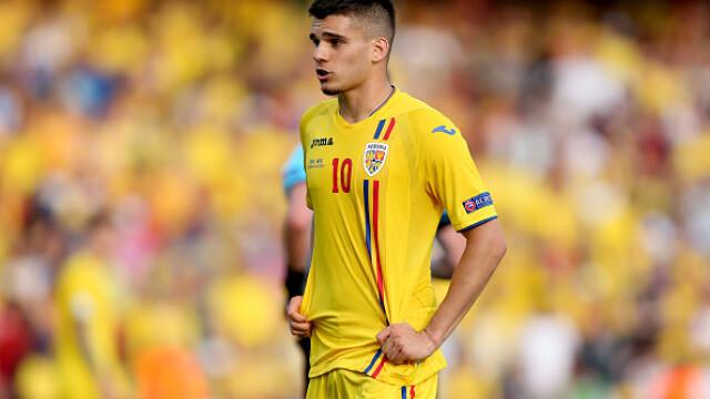 Victorie uriașă pentru România în fața Angliei, scor 4-2, la Euro U21 - Imaginea 19