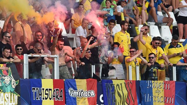 Victorie uriașă pentru România în fața Angliei, scor 4-2, la Euro U21 - Imaginea 14