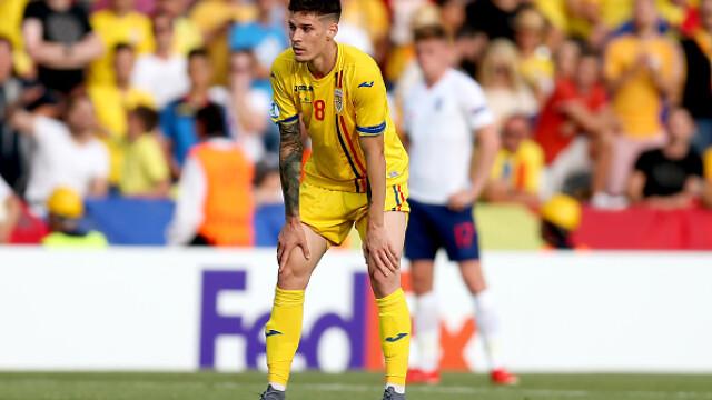 Victorie uriașă pentru România în fața Angliei, scor 4-2, la Euro U21 - Imaginea 12