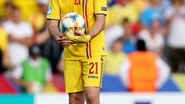 Victorie uriașă pentru România în fața Angliei, scor 4-2, la Euro U21 - Imaginea 8