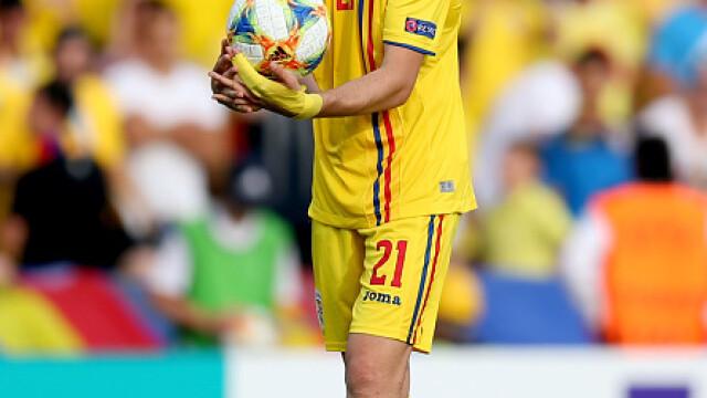 Victorie uriașă pentru România în fața Angliei, scor 4-2, la Euro U21 - Imaginea 3