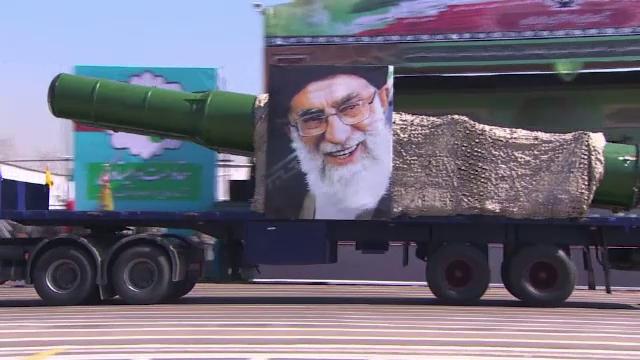 Iranul susţine că are propriul scut anti-rachetă. \