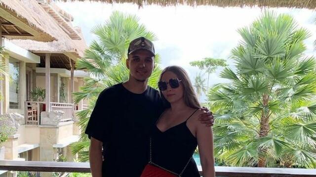 Ce a filmat iubita lui Cristi Manea, în tribune, înainte de a fi atacată. FOTO și VIDEO - Imaginea 8