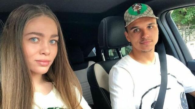 Ce a filmat iubita lui Cristi Manea, în tribune, înainte de a fi atacată. FOTO și VIDEO - Imaginea 14