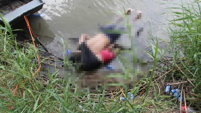 Imaginea ce a șocat o lume întreagă. Povestea migrantului care s-a înecat alături de fiică - Imaginea 1