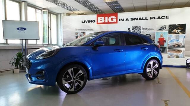 Cum arată și cât costă Ford Puma, noul SUV fabricat la Craiova. VIDEO - Imaginea 2