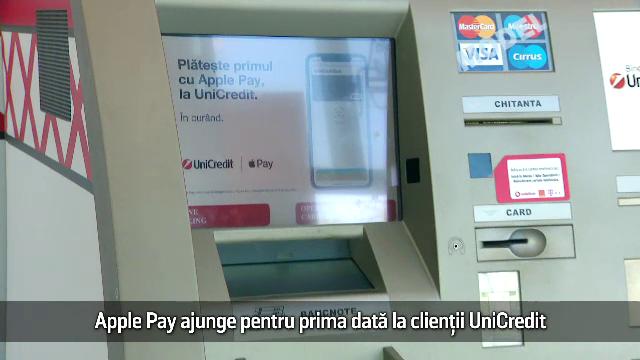 Apple Pay Unicredit
