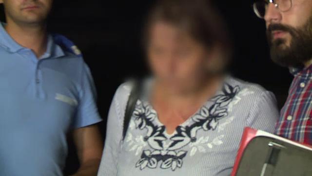 Asistenta maternală a fost audiată mai bine de 6 ore la București