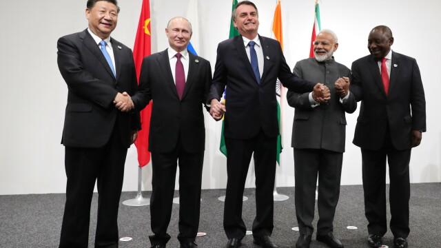 Summitul G20. Putin și-a adus cana termică de acasă, la dineul liderilor mondiali. VIDEO - Imaginea 2