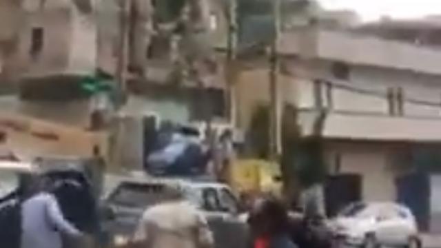 Atac in Liban