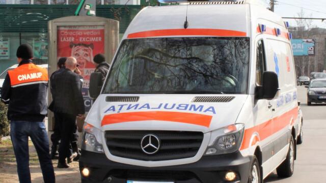 O femeie infectată cu coronavirus s-a aruncat în gol de la etajul cinci al spitalului