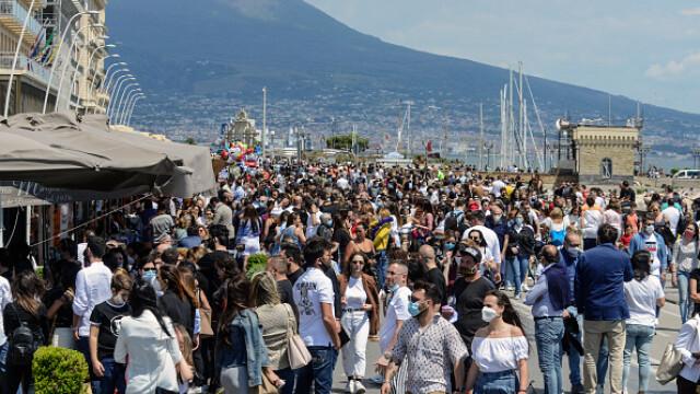 Italia îşi redeschide graniţele pentru a salva sezonul turistic