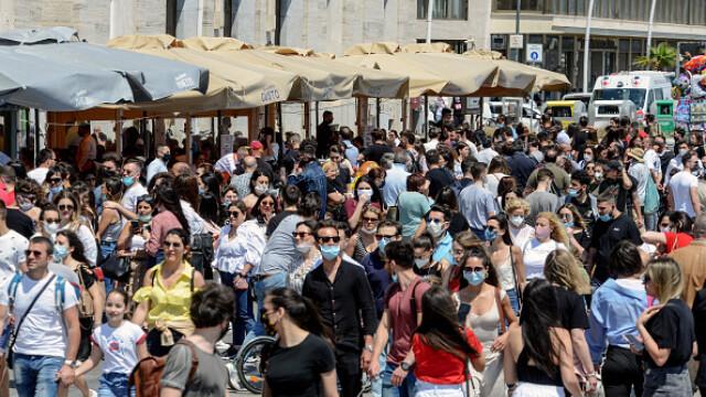 Italia îşi redeschide graniţele pentru a salva sezonul turistic - Imaginea 6