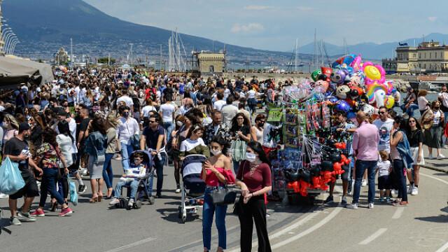 Italia îşi redeschide graniţele pentru a salva sezonul turistic - Imaginea 2