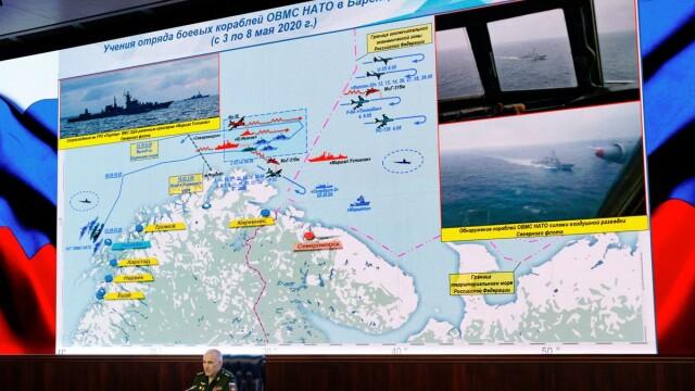 """Bombardiere americane și avioane de vânătoare din România au exersat """"decapitarea"""" flotei Rusiei, în Marea Neagră - Imaginea 4"""