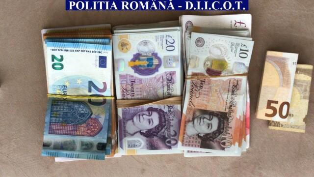 Bărbat din Călărași, prins de DIICOT cu droguri de mare risc și peste 10.000 de euro - Imaginea 3