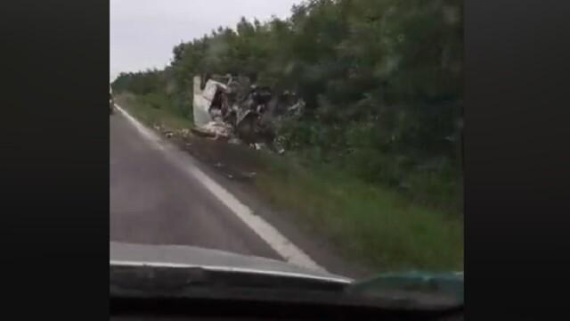 Zi neagră pe șoselele din Teleorman. 5 oameni au murit, 6 mașini implicate - Imaginea 3
