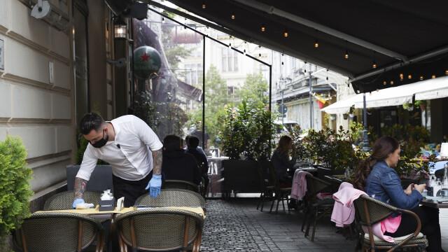 Patronatele cer Guvernului și redeschiderea restaurantelor de la 15 iunie, nu doar a teraselor. Care ar fi pierderile
