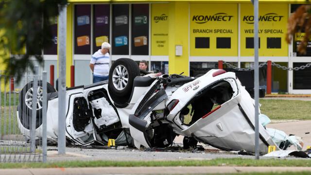 Accident tulburător. Patru minori au murit într-un grav accident de circulație. Cel care conducea avea 14 ani. GALERIE FOTO - Imaginea 1