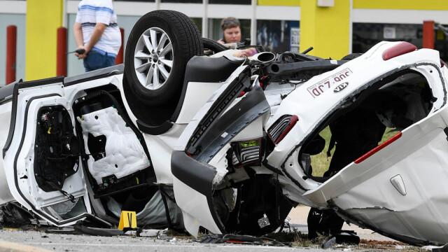 Accident tulburător. Patru minori au murit într-un grav accident de circulație. Cel care conducea avea 14 ani. GALERIE FOTO - Imaginea 2