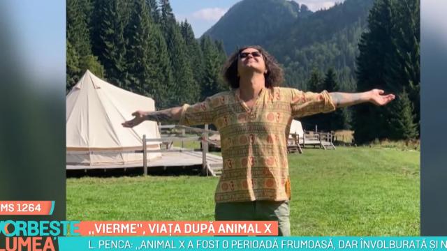 """""""Vierme"""", viața după Animal X. Cum arată și cu ce se ocupă acum artistul - Imaginea 1"""
